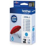 Brother LC-225XLC azurov�