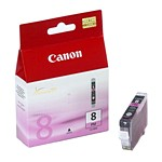 Cartridge Canon CLI-8PM foto purpurová