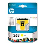 Cartridge HP 363, HP C8773EE žlutá