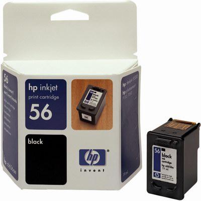 �ern� cartridge HP C6656A (�.56)